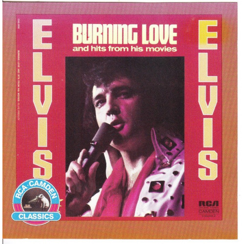 Presley Elvis - Burning Love And Hits From His Movies