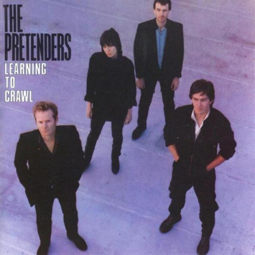 Pretenders,The - Learning To Crawl