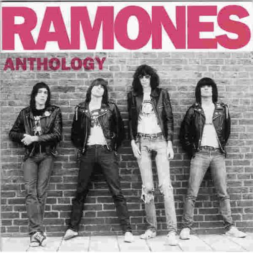 Ramones - Anthology, Hey Ho Let's Go ( 2 cd )