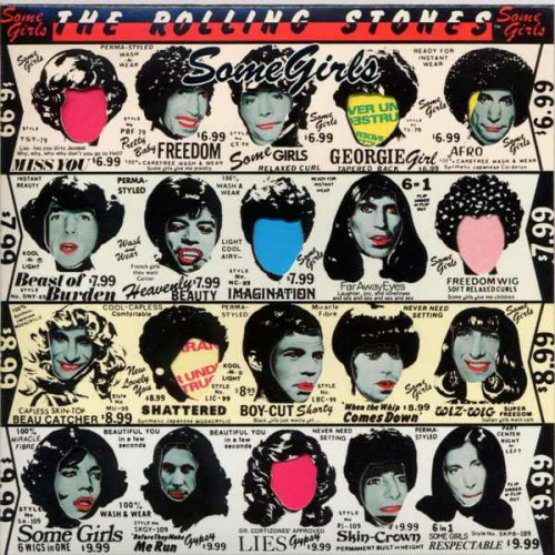 Rolling Stones,The - Some Girls