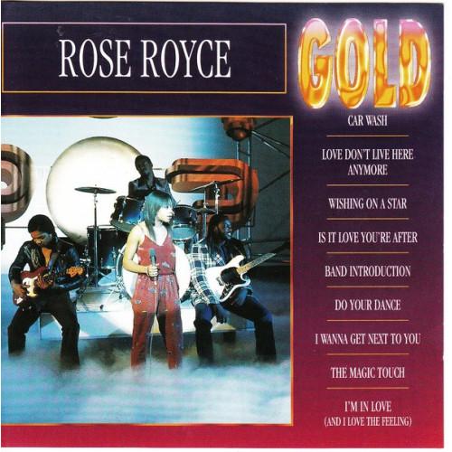 Rose Royce - Gold
