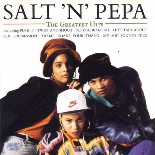 Salt 'N' Pepa - The Greatest Hits