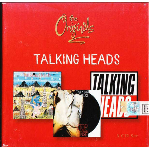 Talking Heads - Stop Making Sense / Little Creatures / True Stories ( 3 cd )