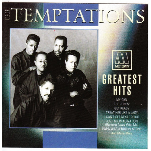 Temptations,The - Motown Greatest Hits