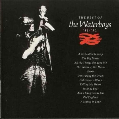 Waterboys,The - The Best Of The Waterboys 81-90