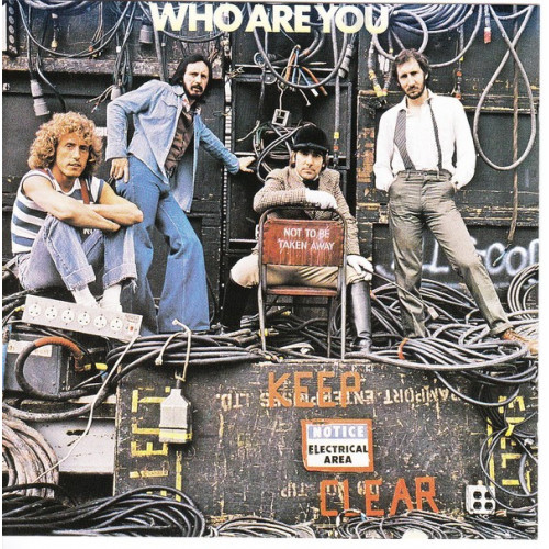 Who,The - Who Are You