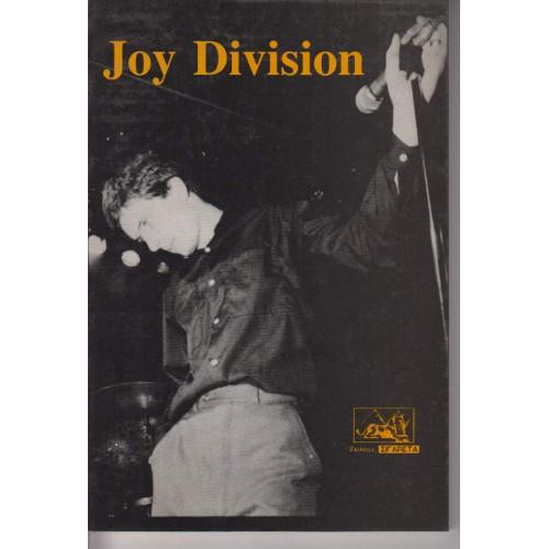 ΒΙΒΛΙΟ - JOY DIVISION - Η ζωή & Τα τραγούδια τους ( Σιγαρέτα )