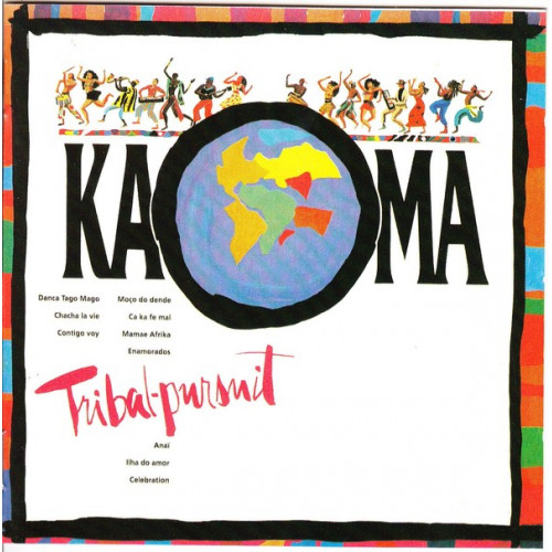 Kaoma - Tribal Pursuit