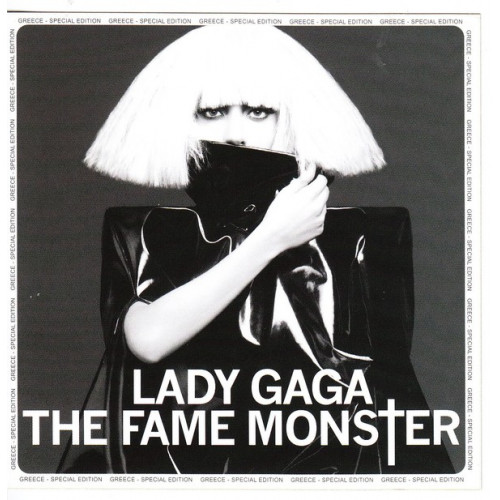 Lady Gaga - Fame Monster ( 2 cd )