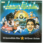 Lemon popsicle - 25 incredible hits