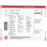 Mendelsson the best of - Italian Symphony - Violin Concerto - A midsummer - Night' s Dream ( Philips ) ( 2 cd )