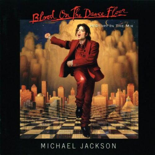 Jackson Michael - Blood on the dancefloor
