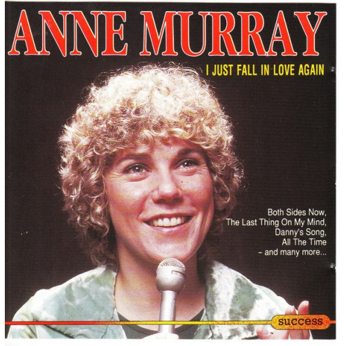 Murray Anne - I just fall in love again ( Double Play Records )