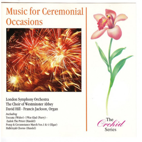 Music for Ceremonial Occasions - Various ( Crehid Series )