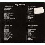 Orbinson Roy - Collection - Pretty Woman - Only the lonely - Bye bye love - Beautiful dreamer ( Box 4 cd )