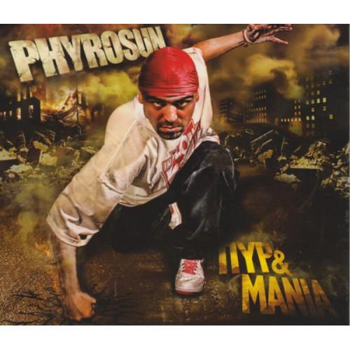 Phyrosun - Πυρ & Μανία