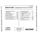 Pitney Gene -  Something s Gotta Hold of my heart ( Double play Records )