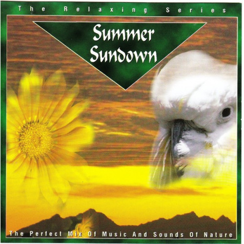 Relaxing series - Summer Sundown - Music & Sounds of Nature