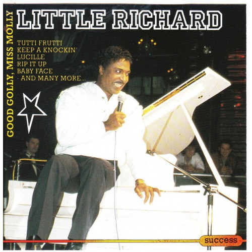 Richard Little - Good Golly Miss Molly ( Success Records )