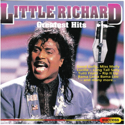 Richard Little - Greatest hits ( Success Records )