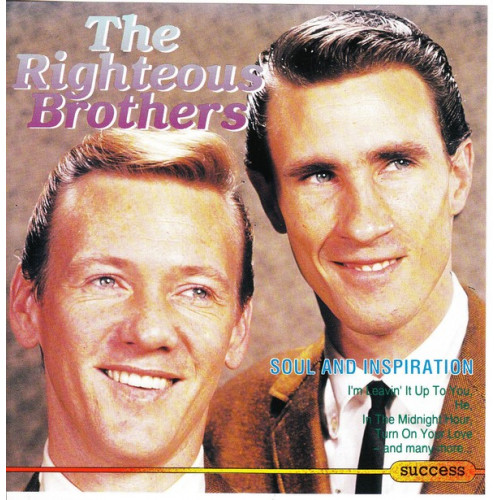 Righteous Brothers - Soul and inspiration ( Success Records )