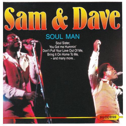 Sam & Dave - Soul Man ( Success Records )