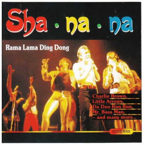 Sha - Na - Na - Rama lama ding dong ( Success Records )