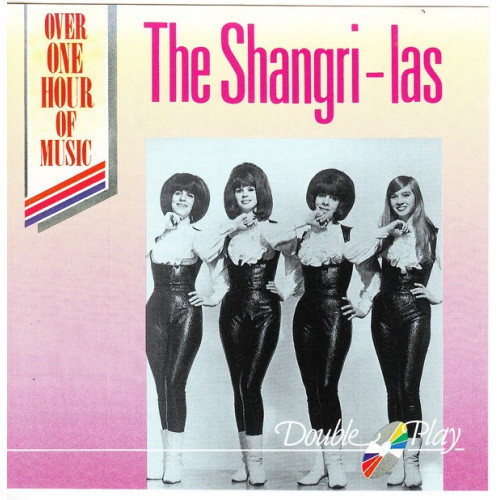 Shangri - Las - Over one hour of music ( Double Play Records )
