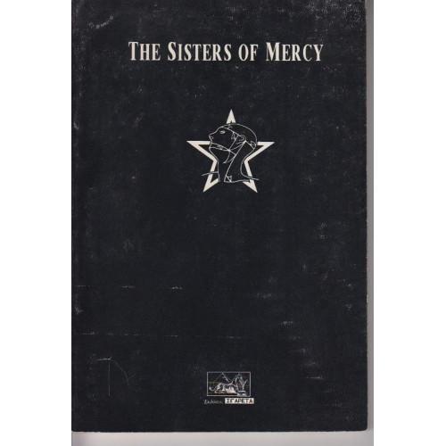 ΒΙΒΛΙΟ - SISTERS OF MERCY - Η ζωή & Τα τραγούδια τους ( Σιγαρέτα )