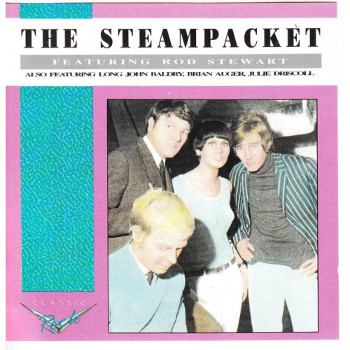 Steampacket the - Featuring Rod Stewart