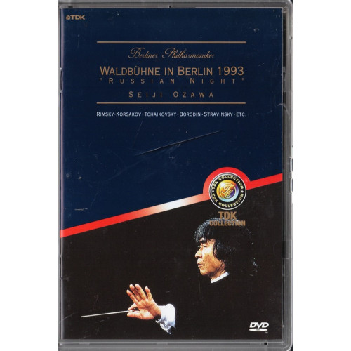 DVD - Waldbuhne in Berlin 1993 - Russian night - Seiji Ozawa