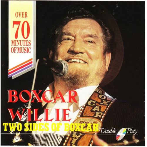 Willie Boxcar - Two Sides of Boxcar ( Records Play Records )