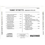 Wynette Tammy - Greatest hiys - Live ( Success Recods )